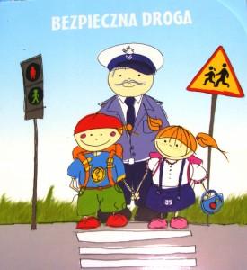 Znalezione obrazy dla zapytania bezpieczeÅstwo na drodze dla dzieci